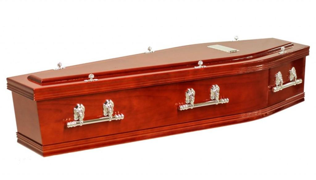 The SRL Maple Coffin