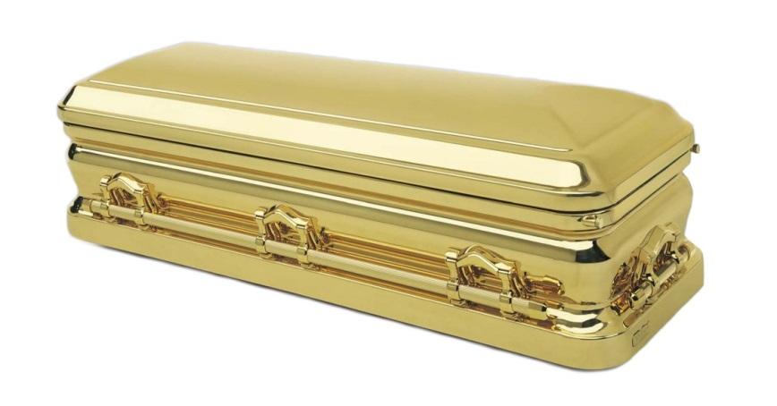 Stan Crapp Promethean Coffin