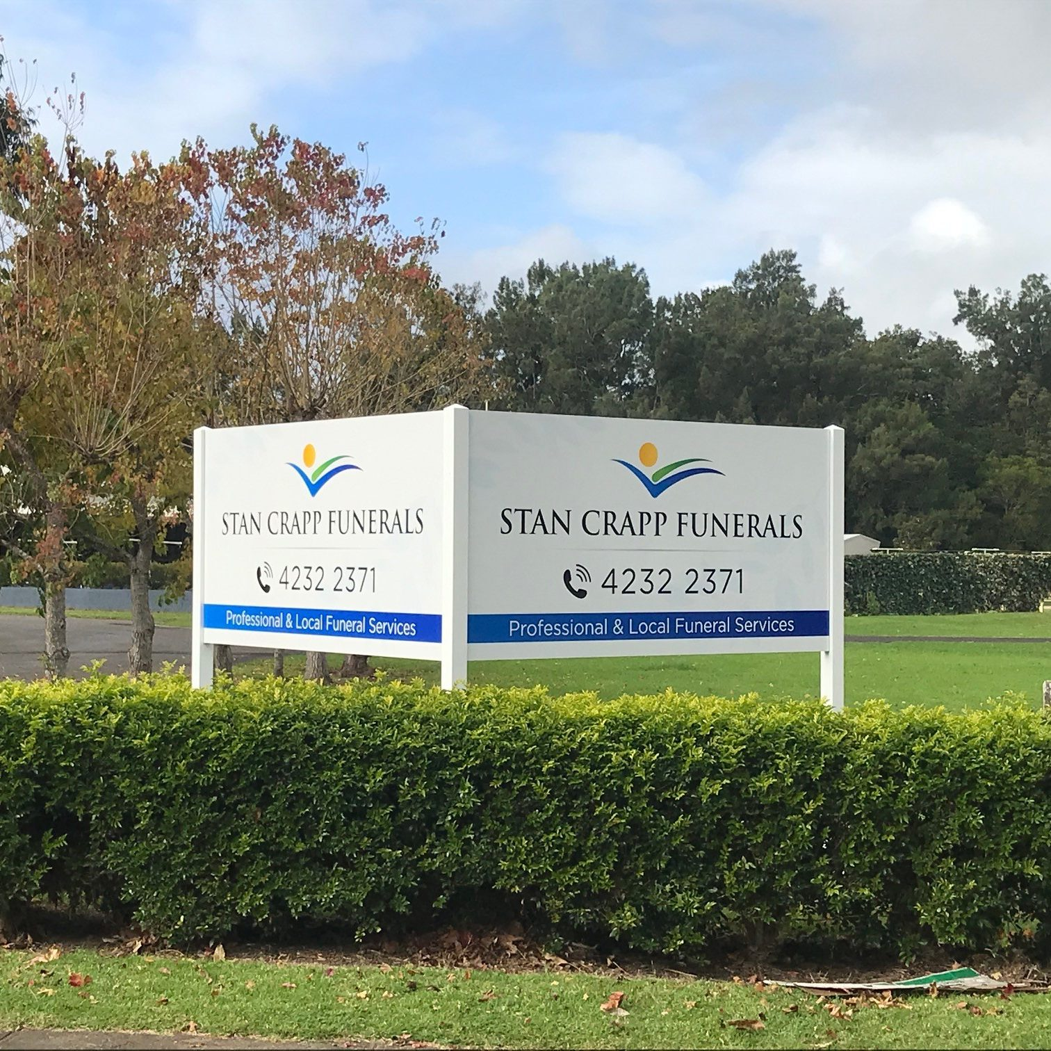 Stan Crapp Funerals Proudly Supports Berry Bowlo